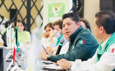 """""""Mi gobierno será de transparencia y rendición de cuentas"""": Gallardo"""