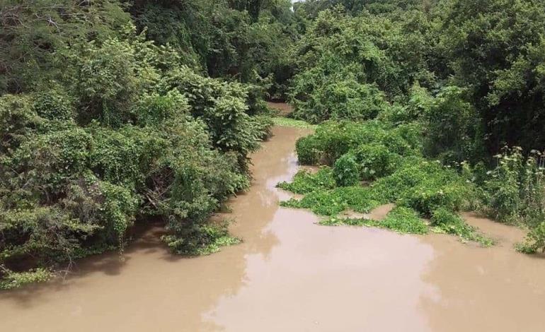 Ribera del río es zona de peligro