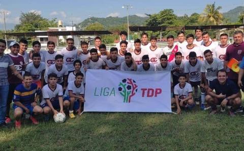Axtla una realidad en la Liga TDP