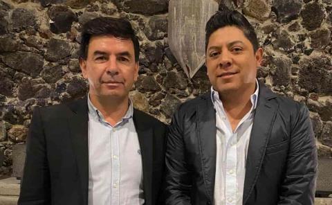 Gallardo y vocero de AMLO acuerdan reforzar la 4T