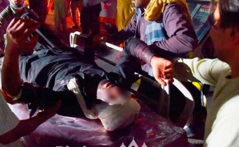 Explosiones dejan decenas de muertos