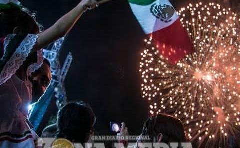 Cancelaron fiestas patrias en la región