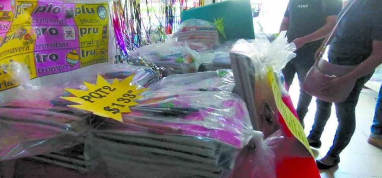 Hasta 8 mil pesos por regreso a clases