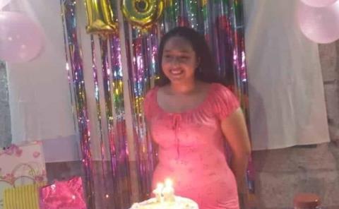 Margarita García cumplió 18 años