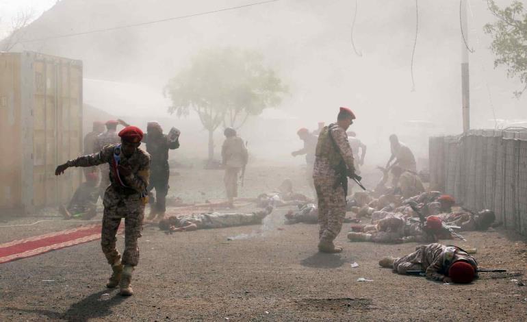 Ataque en Yemen causó 30 muertos