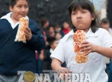 Prevalece la mala nutrición infantil