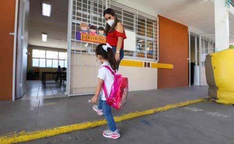 Regresaron a las aulas