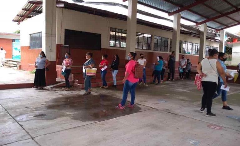 Escuelas de Tanquián rechazaron reapertura