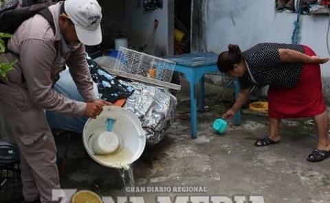 Cerritenses no ayudan para combatir dengue