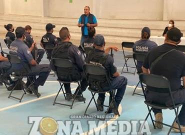 CEDH capacitó a los policías