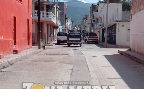 Denuncian robos en céntrico barrio