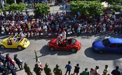 No habrá desfile del 16 de septiembre