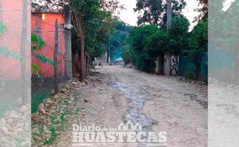 Delegado macheteó a vecino de Ateixco