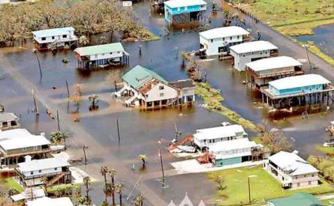 Se incrementa cifra mortal por huracán