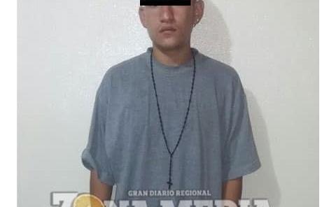El Geovanny encarcelado