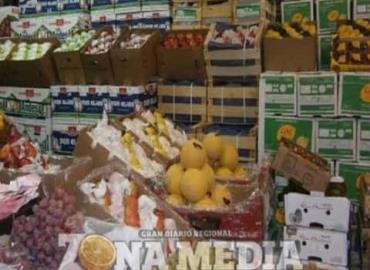 Aumentaron precios de frutas y verduras