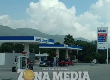 Aplican aumentos al  valor de combustible