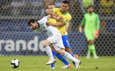 Brasil-Argentina otra vez en el Superclásico