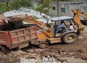 Gobierno agiliza la rehabilitación de caminos