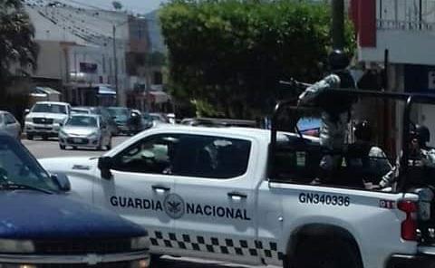 Quieren vigilancia de  la Guardia Nacional