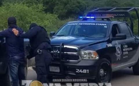 5 arrestados en operativo