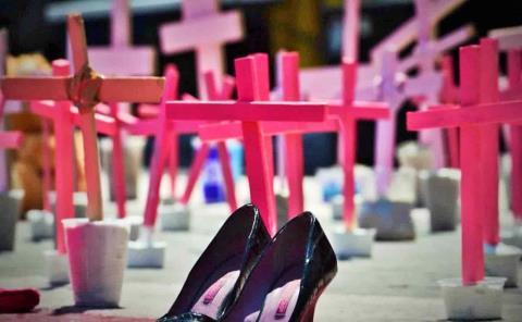 """Olvidado el memorial por los """"feminicidios"""""""
