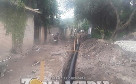 Comenzaron obras de pavimentación