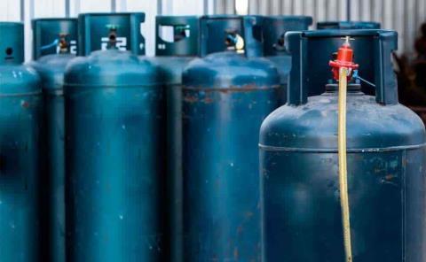 Otra alza al  precio del gas
