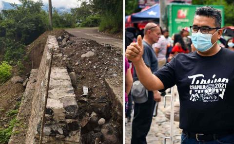 Cumple Meléndez con mejora en Arroyo Blanco