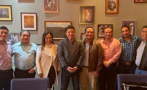 Diputados respaldarán  a Ricardo Gallardo C.