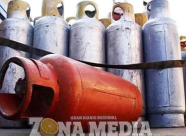 No disminuye precio del gas en Cerritos