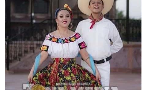 Danzantes participan en concurso nacional