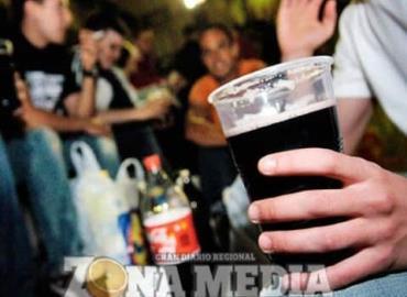 Padres solapan el alcoholismo de hijos