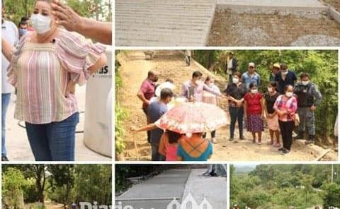 Obras para comunidades