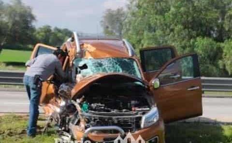 Aparatosos accidentes