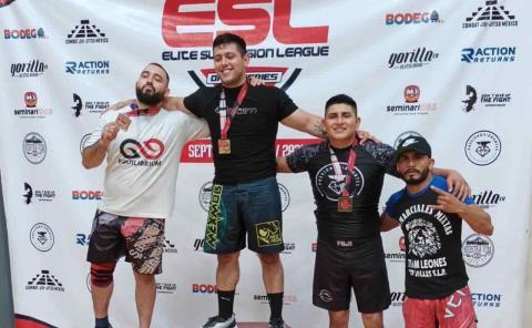 Team Leones logró 2 bronces en la ESL