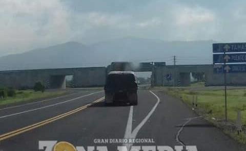 Falta vigilancia en carreteras