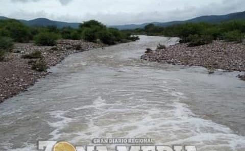 Prevalece peligro en arroyos y ríos