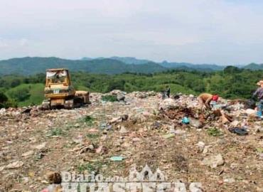 Dan saneamiento a basurero municipal