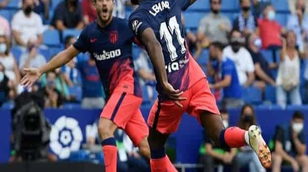 Gol agónico da triunfo al Atlético