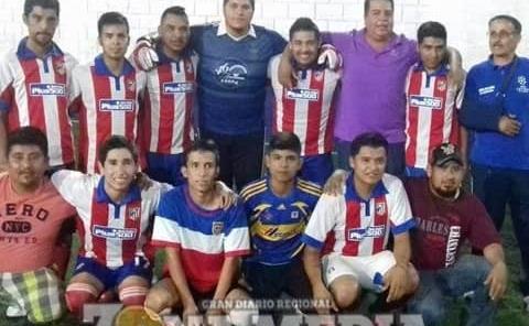 El mejor equipo de futbol rápido