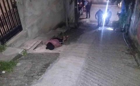 Ejecutado a tiros en San Miguel
