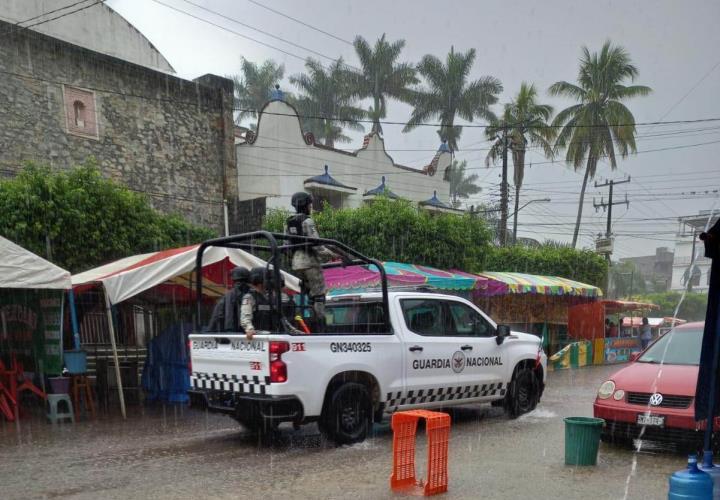 Ve Protección Civil riesgo ante ciclón en Huasteca Sur