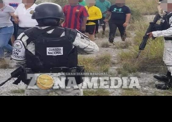 Foco rojo SLP ante paso de migrantes