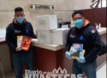 Acudió a las oficinas de Scientology México