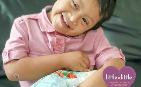 """Colecta de """"Little x  Little"""" para Amanc"""