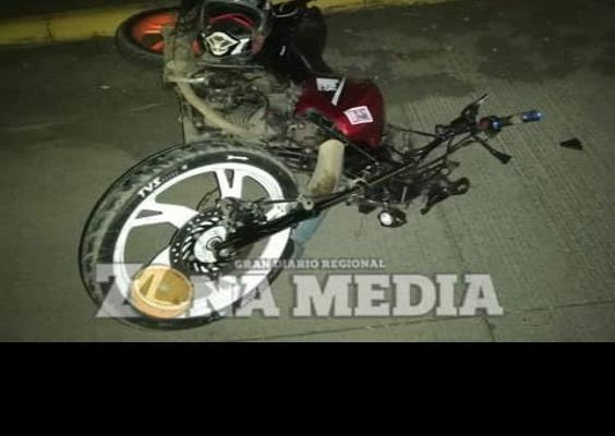 Dos lesionados en accidentes