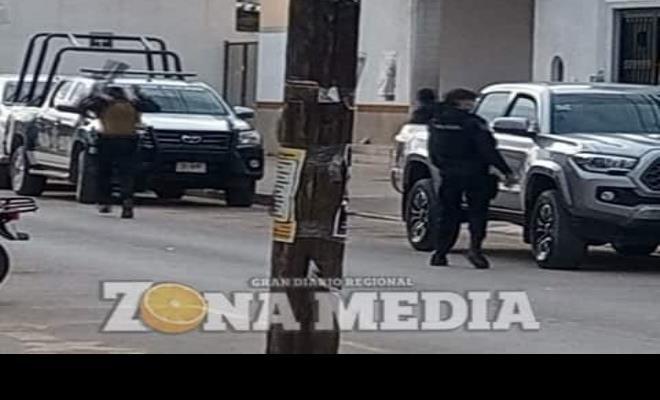 CAYÓ PAREJA DE EXTORSIONADORES
