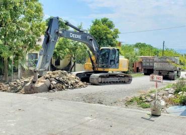 Dejará Ayuntamiento 35 obras pendientes