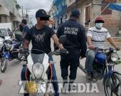 Solicitarán casco a los motociclistas